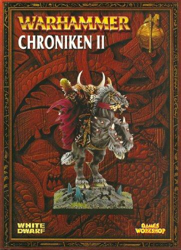 Warhammer Chroniken II (Ergänzungsbuch für das Fantasy-Strategiespiel)