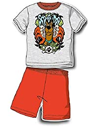 Pijama corto, diseño Scooby Doo
