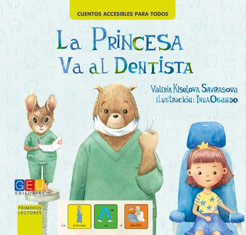 La princesa va al dentista