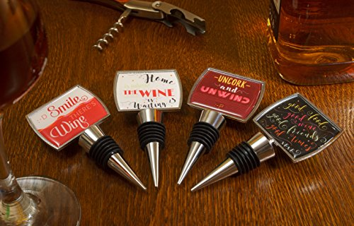 kenley-wine-bottle-stoppers-with-funny-positive-quotes-novelty-gift-or-wedding-favours-set-of-4-deco