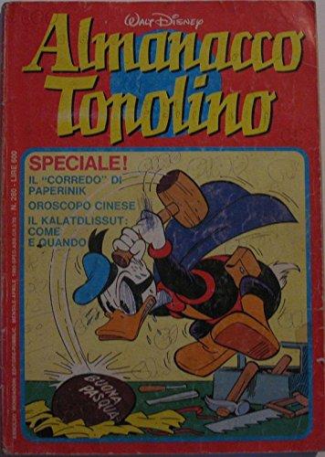 Almanacco Topolino n°280 del aprile 1980