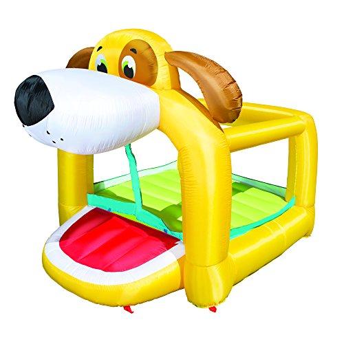 Banzai Playful Puppy Inflatable Bouncer