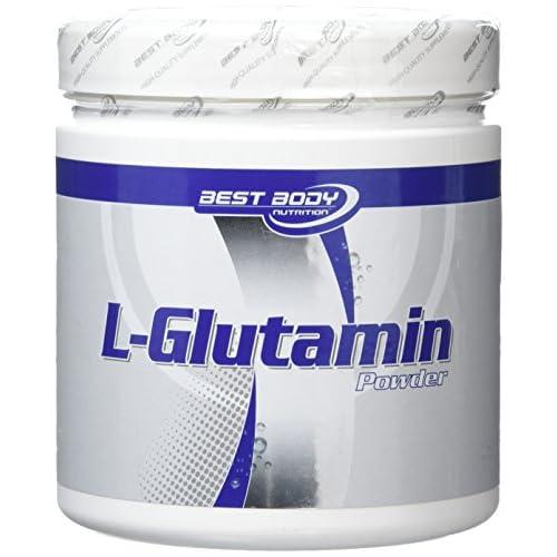Best Body Nutrition Amino Acids L-Glutamine Powder – 250g, 250g