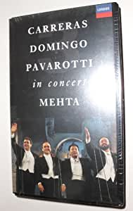 Three Tenors in Concert [VHS] [Import USA]