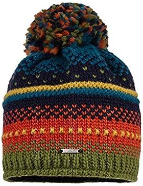 maximo Mütze Jacquard, mit Pompon-Gorro Niñas,