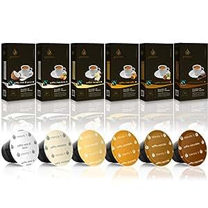 Cofanetto Gourmesso Flavor - 120 Capsule caffè compatibili Nespresso®