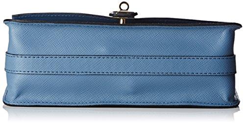 La Bagagerie Vic bob, Sac bandoulière Bleu (bleu/acier)