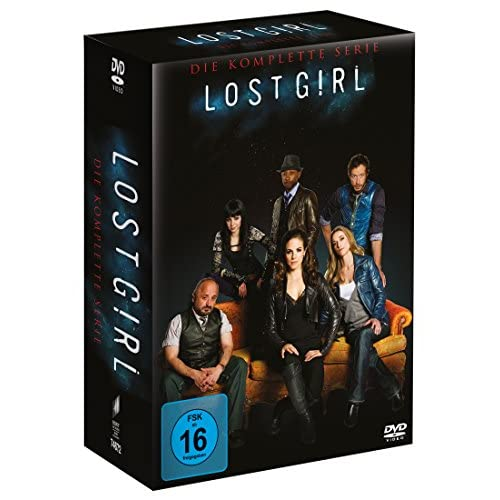 Lost Girl - Die komplette Serie (18 Discs) [DVD] [Alemania] 11