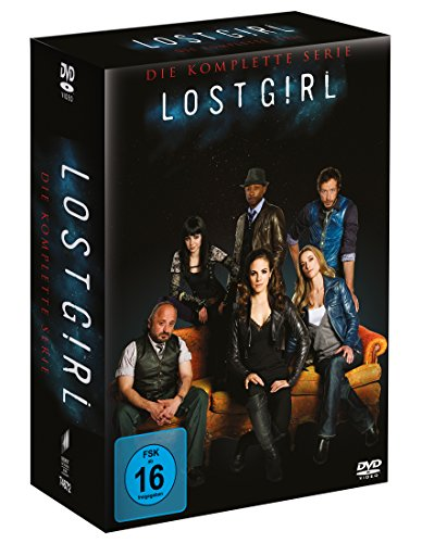Lost Girl - Die komplette Serie (18 Discs) (Sexy Anime Filme)