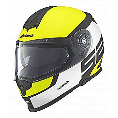 Schuberth S2 Sport/Touring DVS Full Face Motorrad Helm Elite