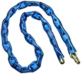 Silverline 633679 Hardened Steel Security Chain with Sleeve 1500 x 7mm