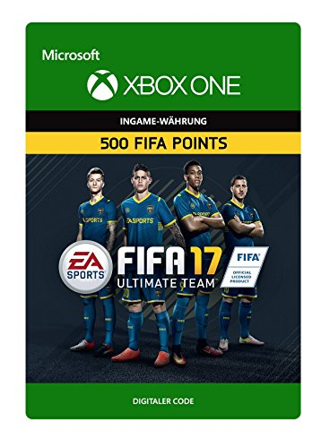 m - 500 FIFA Points [Xbox One - Download Code] (Fifa Ultimate Team Spieler)