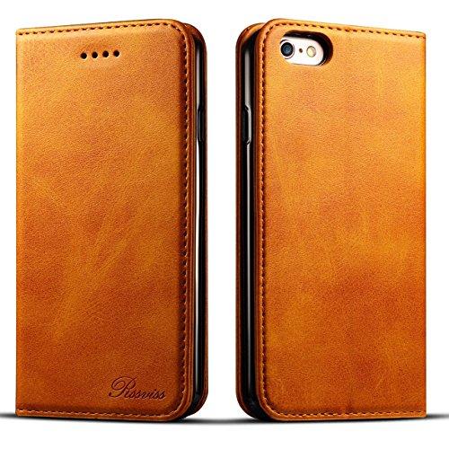 Rssviss Housse pour iPhone 5/5s/SE,6/6s,7/8,6 plus/6s Plus,7 Plus/8 Plus,X (W1)