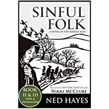 Sinful Folk: TREE & MONASTERY: (includes Book 2 & 3) (English Edition)