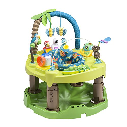 evenflo-exersaucer-triple-fun-active-learning-center-life-in-the-amazon-model-newborn-child-infant-b