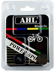 AHL- Bicyclette Plaquettes de frein à disque pour ZOOM DB-280/350/450/550/650/Alongha SNG/Apse/Artek Apollo/Shockwave/X-Rated …