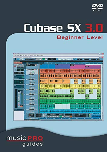 Cubase SX 3.0: Beginner Level