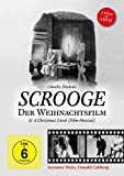 DVD Cover 'Scrooge - Der Weihnachtsfilm & A Christmas Carol (2 Filme)
