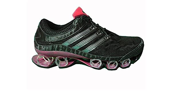 594bd82a3 Adidas Titan Bounce Running Running Shoes Venus Mega Bounce PB Black Size  41 1 3  Amazon.co.uk  Sports   Outdoors