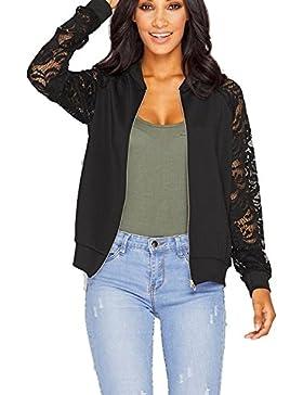 Fulltime - Abrigo - chaqueta - para mujer