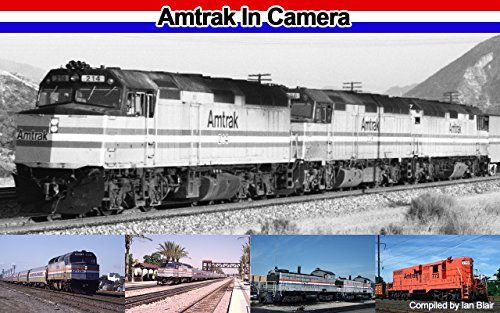 amtrak-in-camera-english-edition