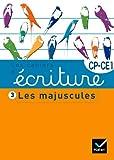 Les cahiers d'écriture CP/CE1 nº3 - Les majuscules