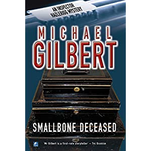 Smallbone Deceased (Inspector Hazlerigg)