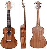 Kmise Concert Ukulele Ukelele Concert 23 inch Hawaii Guitar Matt Laminated Mahogany With Aquila Strings