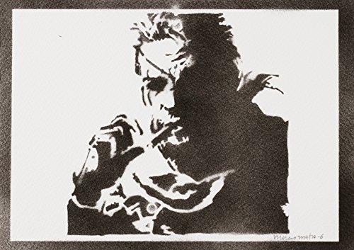 ar Handmade Street Art - Artwork - Poster (Solid Snake Kostüme)