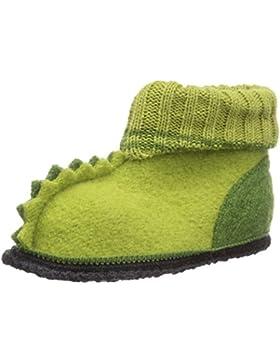 Beck Nessi - Zapatillas de estar por casa Unisex niños