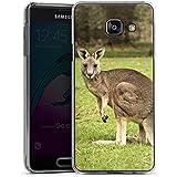Samsung Galaxy A3 (2016) Housse Étui Protection Coque Kangourou Kangourou Animal