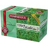 Pompadour Cola de Caballo Plus 3 - 40 g