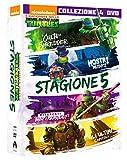 Teenage Mutant Ninja Turtles - Stagione 05 (4 Dvd) [Italia]