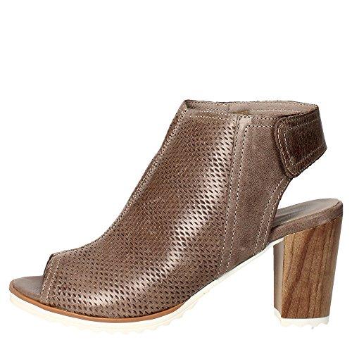 Grunland SA1370-30 Sandalo Donna Taupe