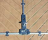 Torfeststeller GTB VH3 Tortreibriegel Garagentorverschluss PZ Torriegel