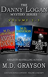 The Danny Logan Mystery Series Volume 1-3 (English Edition)
