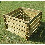Apollo Bac à compost en bois