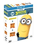 Best Me  Blu Ray - Despicable Me/Despicable Me 2/Minions (3D) Review