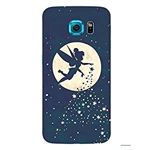 Back cover for Samsung Galaxy S6 Fairy