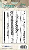 Studio Light Memories of SummerTransparente Stempel - A6 10,5x15cm - Erstellen Sie schöne Karten und Fotoalben