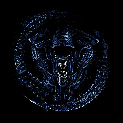 Aliens Queen Men's Vest Black