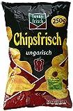 funny-frisch Chipsfrisch ungarisch, 5er Pack (5x 250 g) -