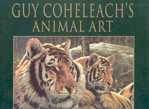 Guy Coheleach's Animal Art por Terry Wieland