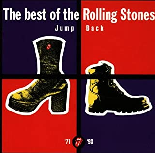 Jump Back : The Best Of The Rolling Stones 1971-1993 by The Rolling Stones (B000005RR0) | Amazon price tracker / tracking, Amazon price history charts, Amazon price watches, Amazon price drop alerts