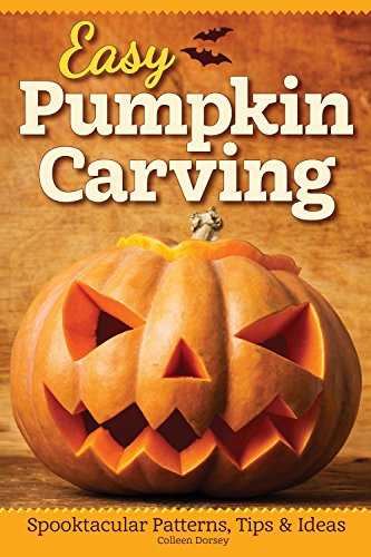 Easy Pumpkin Carving: Spooktacular Patterns, Tips & Ideas