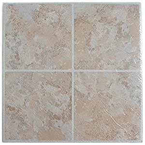 60 x mattonelle di pavimento in vinile adesivo cucina for Mattonelle in vinile