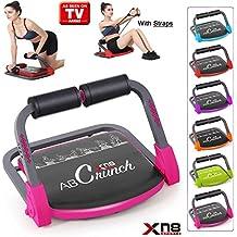 Máquina para hacer ejercicio Xn8, para abdominales, core, para todo el cuerpo,