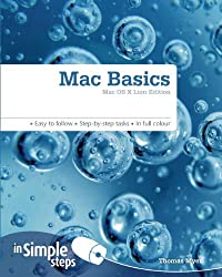 Mac Basics in Simple Steps by Tom Myer (2011-11-18)