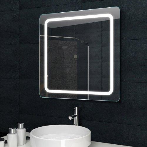 LUX-de-Aqua-Diseo-Luz-Espejo-Bao-Espejo-LED-Iluminacin-disponible-en-las-tallas-60-120-cm-de-ancho