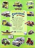 Image de 1000 Máquinas y camiones (1000 Pegatinas)